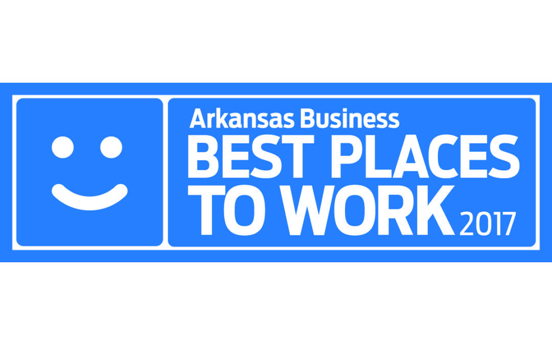 Beall Barclay Named Best Place to Work in Arkansas