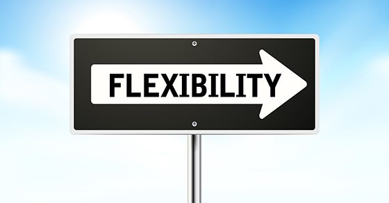 employee benefit flexibility
