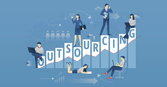 outsourcing business functions
