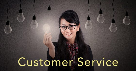 Innovation in customer service