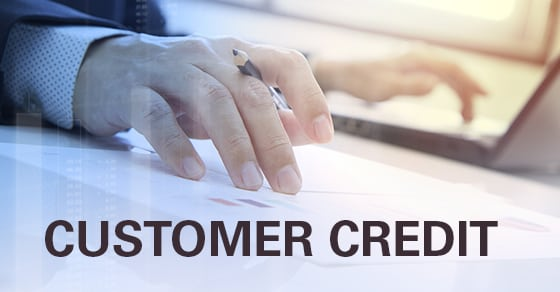 customer credit