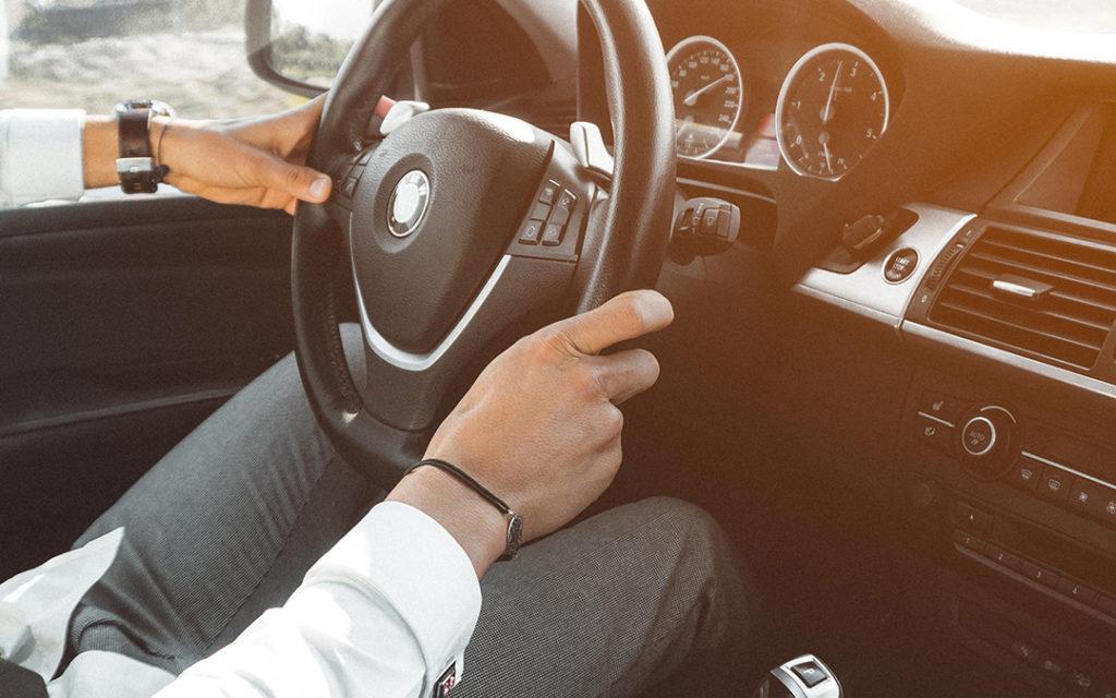 Fringe Benefit Company Vehicle Image