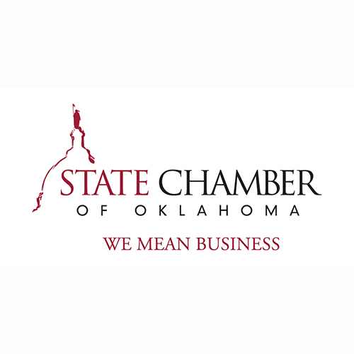 Oklahoma State Chamber of Commerce Logo